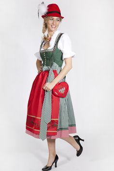 Midi Dirndl Helga