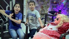 VIDEOS CHISTOSOS DE NIÑOS - Dramatizado, no al maltrato de la mujer