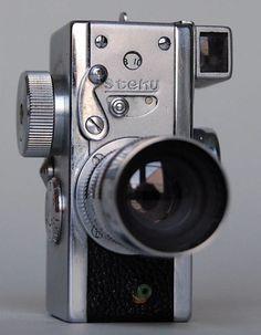 Steky  Vintage Lomography  - Lomo ready cameras   - Vintage collectible cameras    www. Etsy.com/VintageLomography
