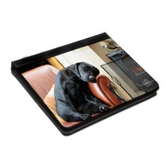 After the Walk - Faux Leather Ipad Mini Case