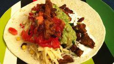 Foto: Erlend Damm Søby Frisk, Chorizo, Pulled Pork, Guacamole, Tacos, Mexican, Ethnic Recipes, Food, Shredded Pork