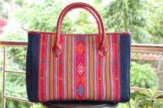 tenun ikat bag, indonesia