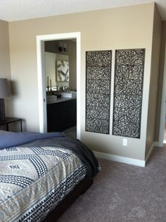 A look at upcoming show home in Secord.