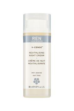 Birchbox : Ren - V-Cense – Crème de Nuit Revitalisante - V-Cense – Crème de Nuit Revitalisante