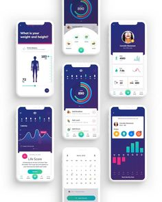 Stunning pages in just a few clicks Build pages that convert your traffic and leads into more business even if web design is not really your thing Ios App Design, Mobile App Design, Design Android, Mobile App Ui, Android Art, Android Watch, Interface Design, User Interface, Android Theme