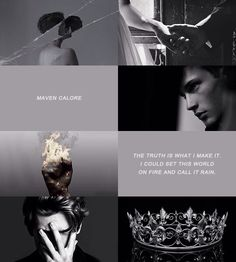 I hate you, Maven Calore. But I also love you because your character is just amazing
