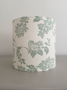 A personal favourite from my Etsy shop https://www.etsy.com/uk/listing/467365680/drum-lampshade-laura-ashley-pale-green
