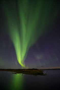 ✯ The Northern Lights zone is a circle around the Magnetic North Pole