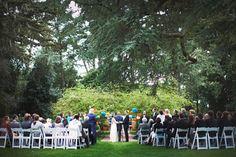 Real Weddings: Prairie & Andris' San Francisco Garden Wedding