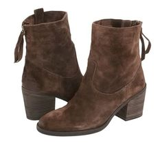 Women's Ankle Boots Suede