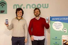 La startup Mr. Noow logra 600.000 euros en su segunda ronda de inversión http://qoo.ly/mbffj