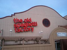 The Old Spaghetti Factory in Rancho Cordova, CA ---Brought to you by the Personal personal injury lawyers at www.AutoAccident.com #RanchoCordova #california #Rancho #food #nomnom #RanchoEats #yummy #personalinjury #attorney #injuryattorney #accidentattorney