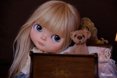 Britta and Boo by ♥**Monica **♥, via Flickr