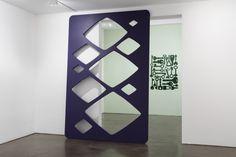 Rita McBride, Access, 2015, at Alexander and Bonin, New York.