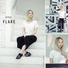 Fotostrecke: THE WHITE CANVAS – Funktion Schnitt #whitecanvas #tshirt #fashion #funktionschnitt #tencel #cotton #tencelshirt #womenswer