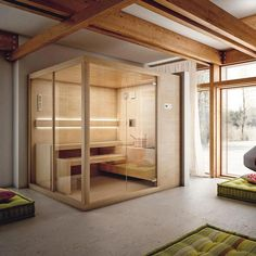 Were you looking for Finnish saunas? Discover the Teuco sauna that best suits your needs. Sauna Steam Room, Sauna Room, Saunas, Interior Decorating Styles, Interior Design, Sauna House, Portable Sauna, Dry Sauna, Sauna Design