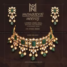 Jewelry OFF! Well leave you to your imagination of you dressed to the tee enswathed in a beautiful bespoke lehenga from your favorite designer… Gold Earrings Designs, Gold Jewellery Design, Designer Jewelry, Indian Wedding Jewelry, Bridal Jewelry, Ruby Jewelry, Gold Jewelry, Jewelry Bracelets, Necklaces