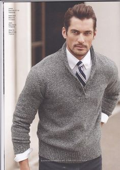 Twitter / DAW4: David Gandy M&S brochure january 2014