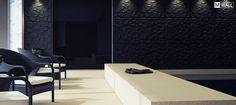 Design Drops in elegant zwart
