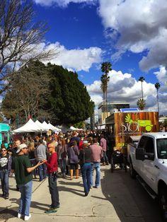 friends in america: Veganes Straßenfest
