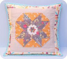 Washi Pillow | Flickr - Photo Sharing!