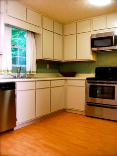 Invest in Contemporary Appliances.
