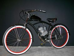 Motorized Bicycle, Bought the bike still need engine kit.