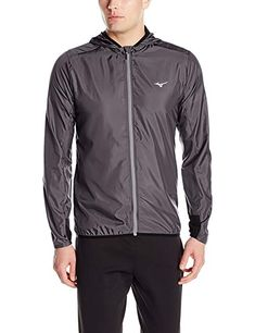 Mizuno Running Men's Kato 2.0 Hoody Jacket Review