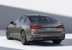 Den nye Audi har elkraft til samtlige motorer Audi A6 Quattro, Audi A6 Allroad, Audi S6, Audi A6 Avant, Car Posters, Poster Poster, Gasoline Engine, Auto News, Car Prices
