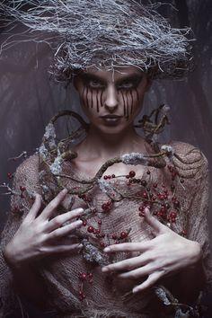 Today we are going to share Stunning Photography of Nadja Ellinger. Fantasy Photography, Stunning Photography, Artistic Photography, Beauty Photography, Creative Photography, Dark Fantasy Art, Dark Art, Arte Horror, Gothic Horror