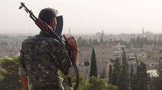 https://flic.kr/p/LN4jBM | Kurdish YPG Fighter