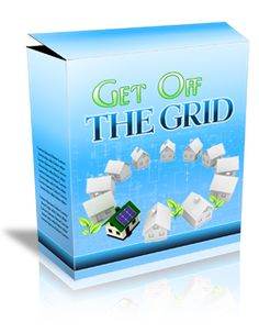 Get Off The Grid   Learn the basics of solar panels