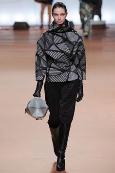 Issey Miyake | Fall 2014 Ready-to-Wear Collection | Style.com [Photo: Yanni Vlamos / Indigitalimages.com]