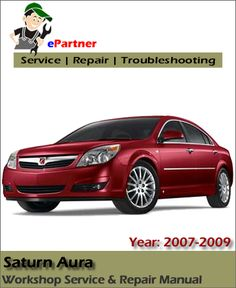 12 best saturn service manual images on pinterest repair manuals rh pinterest com saturn sky repair manual pdf saturn sky repair manual pdf