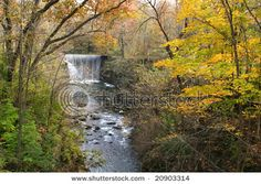Awesome place to hike, 1 hour from C-bus. Runs into John Bryan State Park and Glenn Helen. Near Yellow Springs, Ohio