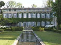 ~Château de Brantes.