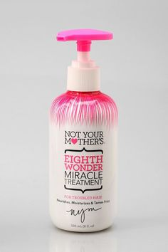 Not Your Mother's Eighth Wonder Miracle Treatment ...one of the best damage treatments I've ever used