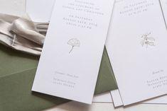 Ein Muss für jede Hochzeitsfeier: Einladungen
