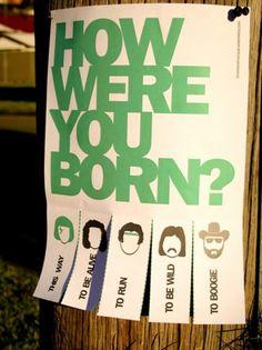 ¿Cómo naciste?