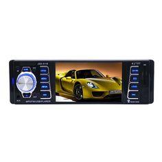 12V JSD-5118 Car Radio USB SD MP5 WMA Player with Car Radio Receiver 4X60W