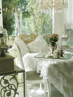 little french - little shabby - but all chic