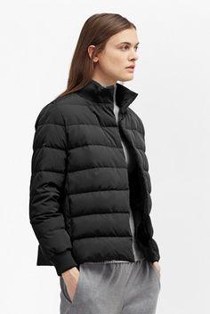 Verbier Short Puffer Jacket