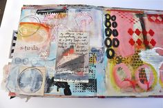 Mary Ann Moss- always attracted to pages with circles..