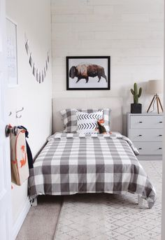 Bedroom goals with nuLOOM's Moroccan Blythe!