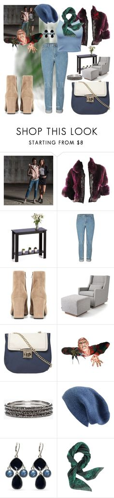 """""""Big Upset"""" by black-wings ❤ liked on Polyvore featuring Superdry, Roberto Cavalli, Yves Saint Laurent, Gus* Modern, Dorothy Perkins, Freddy, Chico's, Halogen and Nine West"""