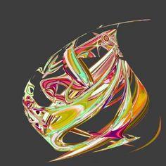"""Saatchi Art Artist Maskarada Time; New Media, """"Dash"""" #art"""