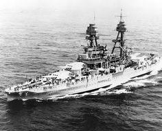 Super Battleships That Never Were   battleship uss pennsylvania image gallery uss pennsylvania steaming in ...