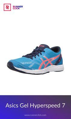 Asics Gel Hyperspeed 7 Asics Running Shoes, Asics Shoes, Nike Running, Running For Beginners, How To Start Running, Running Equipment, Marketing Technology, Workout Shoes, High Level