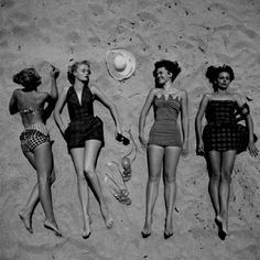 This would be my friends and I(: I heart the 50's.