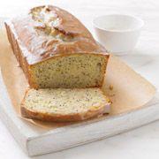 Lemon Poppy Seed Quick Bread Recipe - Delish.com Lemon zest, poppy seeds, and a fresh lemon juice glaze give classic quick bread a burst of bright citrus.